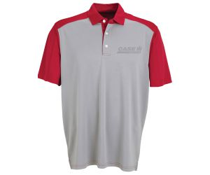 PaddedImage300250FFFFFF-160064-Grey-Sport-Red-Performance-Polo-with-Etched-CaseIH-Logo.jpg