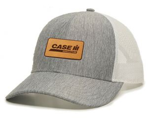PaddedImage300250FFFFFF-200172-Hat-Heather-Grey-White-Mesh-Leather-Patch-Snap-Back-2.jpg