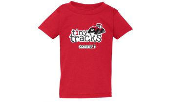 PaddedImage350210FFFFFF-160072-Red-Rabbit-Skins-Tee-with-Tiny-Tracks-CaseIH-Logo.jpg