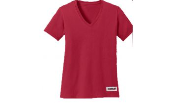 PaddedImage350210FFFFFF-160073-Red-Ladies-VNeck-with-Wooven-CaseIH-Logo.jpg