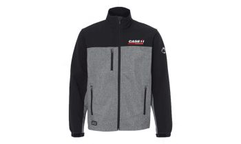 PaddedImage350210FFFFFF-170021-Jacket-Black-Heather-MENS-Dri-Duck-with-CaseIH-Logo.jpg