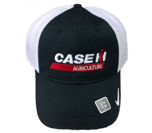 bb8aaa5329f Black White NIKE Dry Mesh with Traditional Case IH Logo - 140095 » Case IH  licensed products